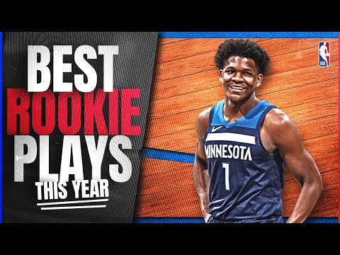 26 Minutes of the BEST Rookie Plays This Season! ??