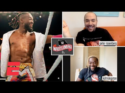Kofi Kingston talks The New Day, WrestleMania 36 | WWE on ESPN