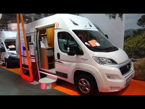 2018 Weinsberg Carabus 601 DQ Fiat - Exterior and Interior - Caravan Show CMT Stuttgart 2018