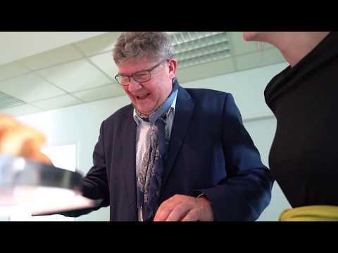 """Volker Schmidt-Sköries über """"Der Bäcker und sein Brot"""""""