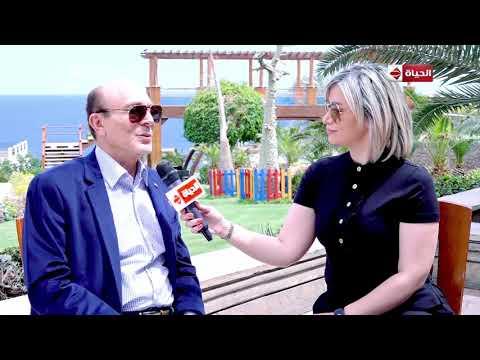 عين - الفنان محمد صبحي يكشف سر اختيار مصطفى شعبان لتكريمه بمهرجان الدولي لمسرح الشباب