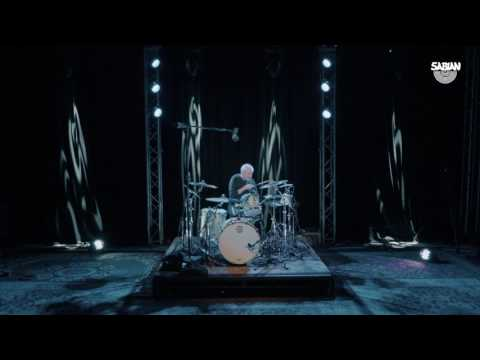 "Gregg Bissonette Performs ""Let it Loose"" featuring New for 2017 from SABIAN"