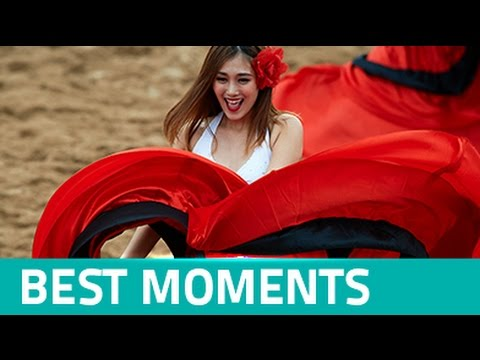 BEST MOMENTS - Continental Tournament Ordos 2016