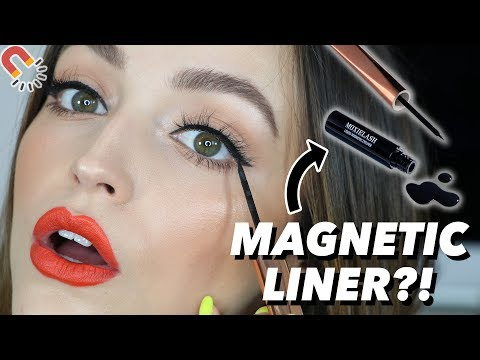 """OMG!!! MAGNETIC LINER AND LASHES""""!""""!""""! This is insane!!!"""