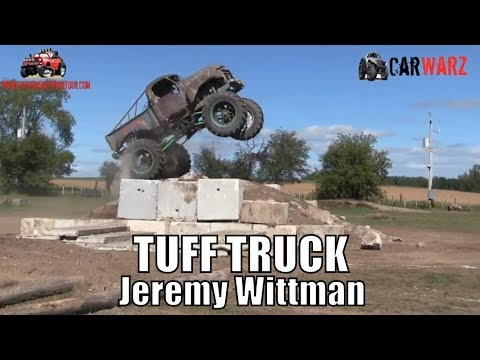 Jeremy Wittman 1951 GMC First Round Unlimited Class Minto Tuff Truck Challenge 2018