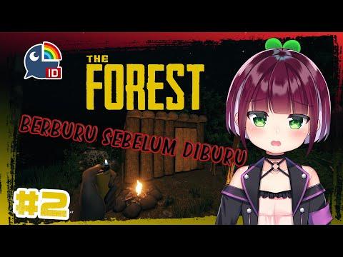 〔The Forest〕Be Brave and hunt them all!【NIJISANJI ID | NAGISA ARCINIA】
