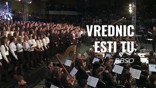 Vrednic esti Tu - Corul si Orchestra Nationala BBSO