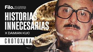 Historias Innecesarias: la REALIDAD detrás de la CROTOXINA y el misterioso Dr Vidal | Filo.news