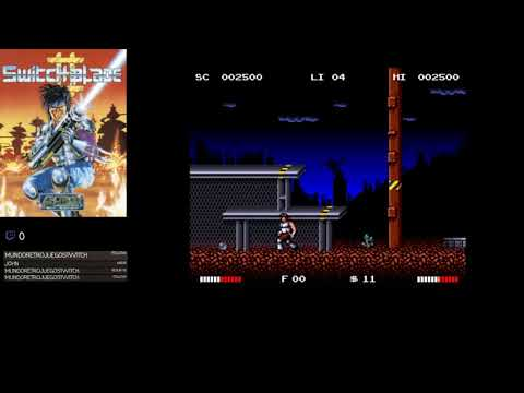 Swicthblade 2 Amiga Version