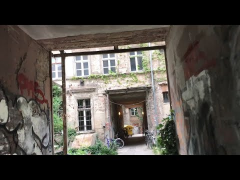 Prenzlauer Berg Squat — Berlin Through the Back Door