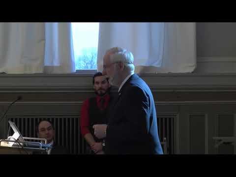Nobel Laureate in physics Arthur B. McDonald – Nobel Lectures in Uppsala 2015