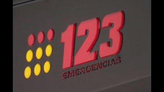 Línea de emergencias 123: si llama por sospecha de COVID-19, espere su turno