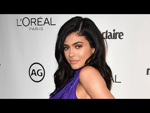 connectYoutube - Kylie Jenner SPOTTED Getting Baby Furniture Delivered To Her House