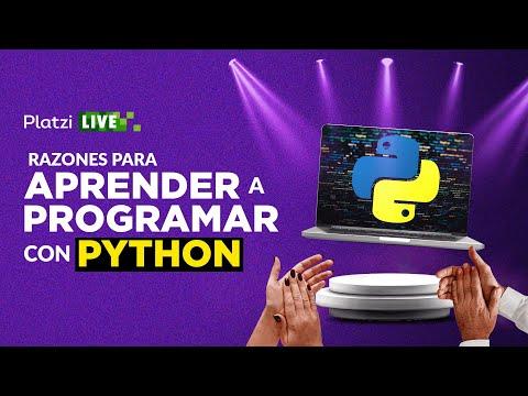 Python: el primer lenguaje que deberías aprender