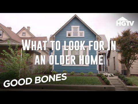 Good Bones - Tips for Inspecting Older Homes - HGTV