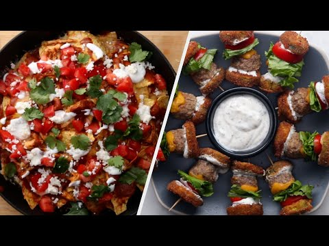 Recipes For A Game Night!