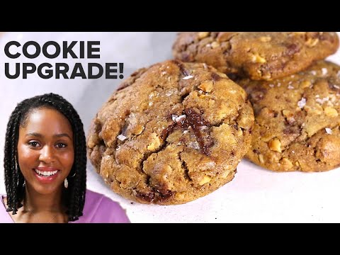 I Upgraded The DoubleTree Chocolate Chip Cookie ? Tasty