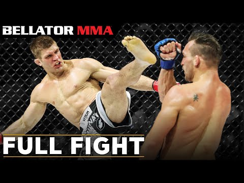 Full Fight | Michael Chandler vs. Brent Primus | Bellator 212