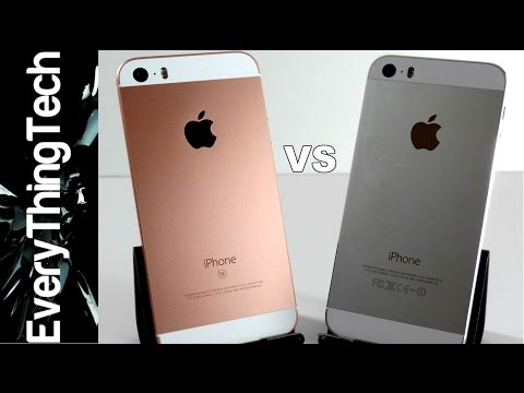Download Youtube To Mp3 IPhone SE Vs 5s In Depth Comparison