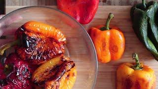 Recettes de cuisine : Allrecipes France 3 méthodes pour griller des poivrons en vidéo
