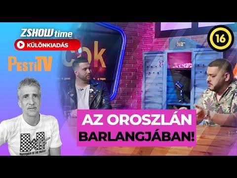 (16+) ELMENTEM A PESTI TV-BE, JESZENSZKY ZSOLTTAL VITÁZNI