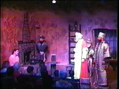 Amahl and the Night Visitors Old Schoolhouse Theatre 1997