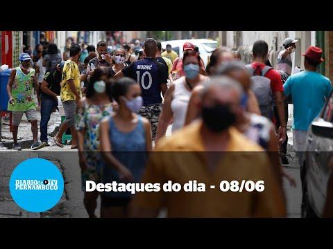 Peritos voltam ao prédio onde menino caiu, nova plataforma para casos de Covid-19 e São João virtual