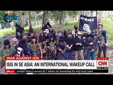 How ISIS established a foothold in Southeast Asia
