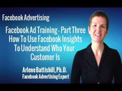 FACEBOOK AD TRAINING   PART THREE   USING FACEBOOK INSIGHTS FOR YOUR AD TARGETING