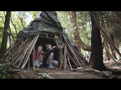 The new Center Parcs experience - Activities