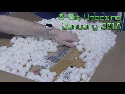 8-Bit Unboxing January 2018