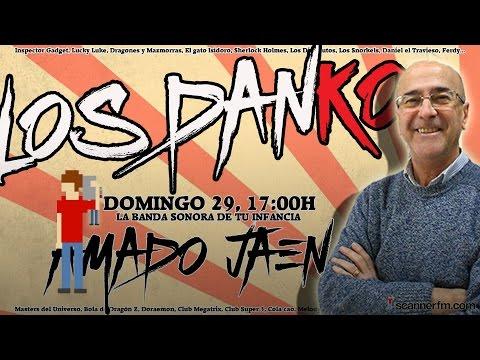 Los Danko con Amaro Jaén | scannerFM