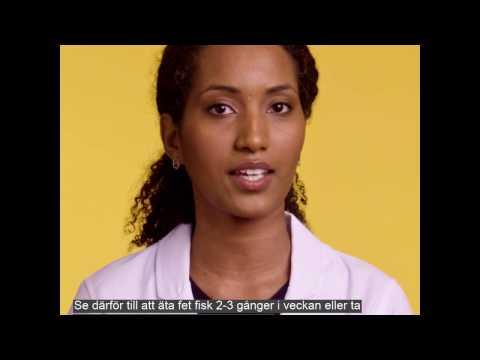 Fråga Apoteket: Vad gör Omega3 i kroppen? (textad)