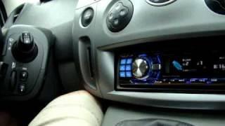 renault scenic alpine radio factory steering wheel and display. Black Bedroom Furniture Sets. Home Design Ideas