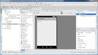 Android App Development for Beginners - 5 - Tour of the Interface