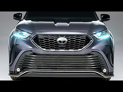 2021 Toyota Highlander XSE ? Agressive SUV ? Interior and Exterior Design
