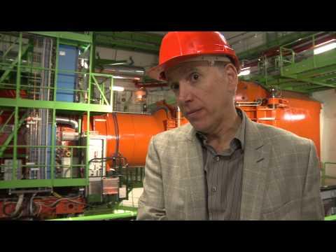 CERN People - MEET THE DETECTOR