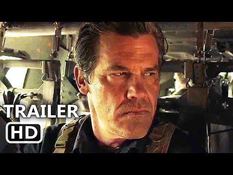 connectYoutube - SICARIO 2 Trailer # 2 (2018) Benicio Del Toro, Josh Brolin, Soldado Movie HD
