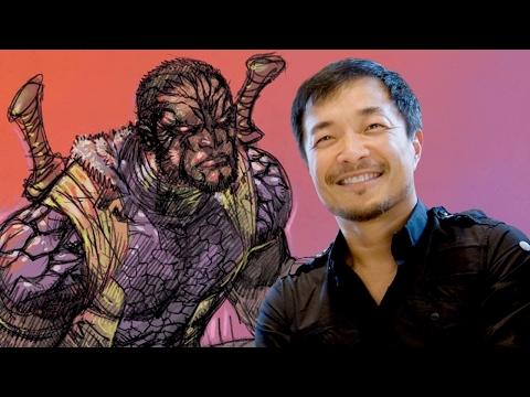 Jim Lee Looks at His X-Men Past and His Batman Event Future