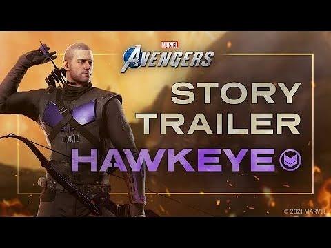 Marvel s Avengers Operation: Hawkeye   Future Imperfect Trailer (4K) (2160p)