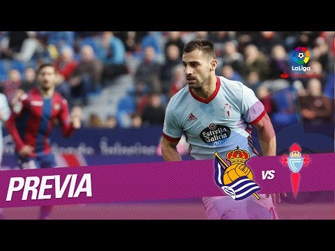 Previa Real Sociedad vs RC Celta