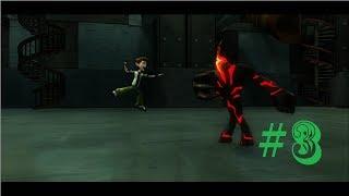 Ben 10 Omniverse - PS3 - Walkthrough Part 3 - The Galvanic Butterfly Effect (2/2)