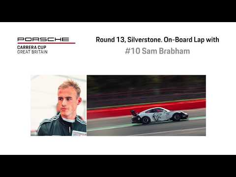 Ride onboard with Sam Brabham for a lap of Silverstone?s National circuit