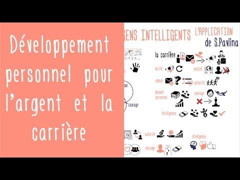 Argent, carrière et développement personnel pour les gens intelligents