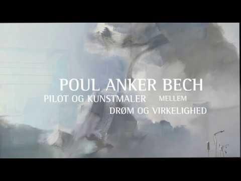 Pilot og kunstmaler Poul Anker Bech