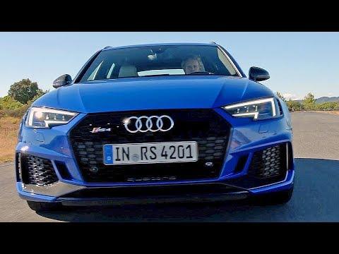 "Audi RS4 (2018) New C63 AMG Slayer"""