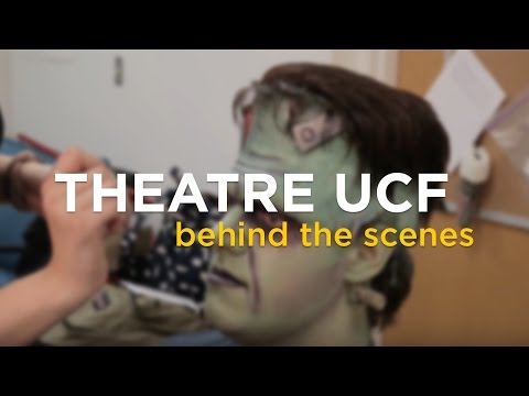 Behind the Scenes with Theatre UCF