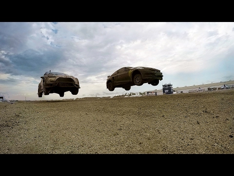 GoPro: Red Bull Global Rallycross 2016 GoPro Highlights