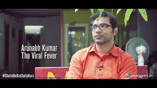 Arunabh Kumar Of The Viral Fever