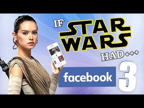 connectYoutube - IF STAR WARS HAD FACEBOOK 3